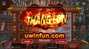 game nổ hũ uwin fun 2021